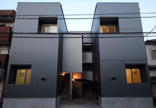 デザイナーズマンション 新築アパートの施工事例を更新しております。